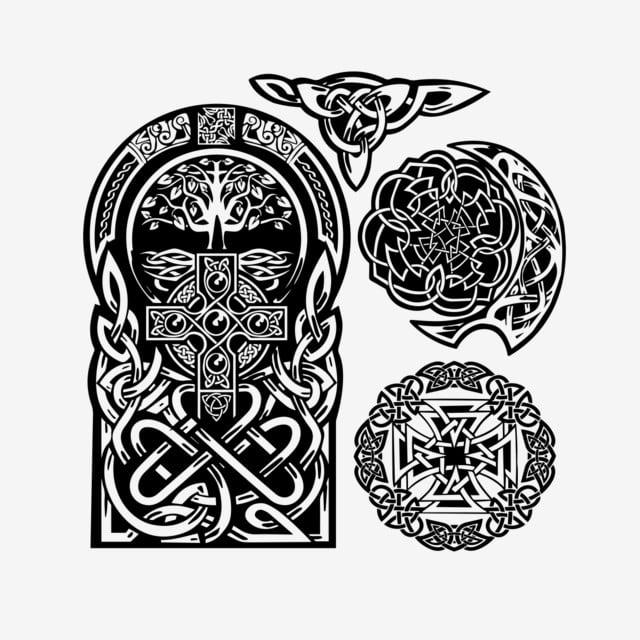 Hand Tattoo Design, Tatto, Png, Stiker PNG And PSD File