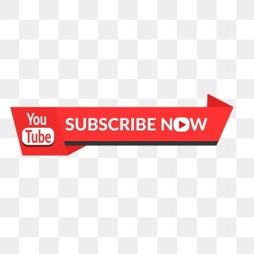 Subscribe Png Transparent Images Free Youtube Subscribe Icon Subscribe Button Png And Vector Pngtree