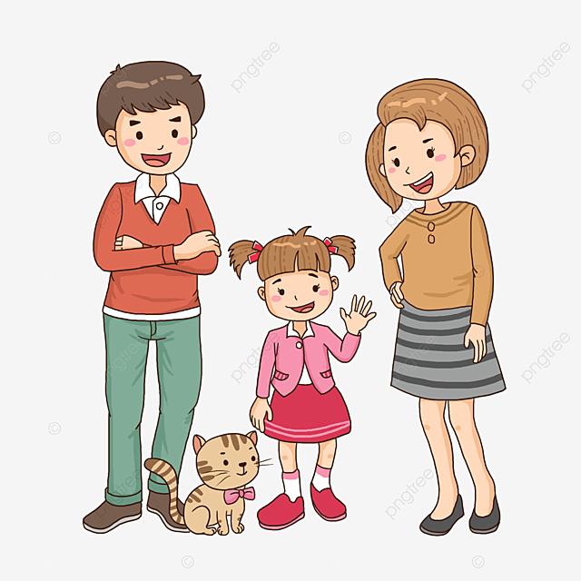 Gambar Paging Tangan Ibu Bapa Aktiviti Keluarga Kartun Kartun Anak Anak Keluarga Png Dan Psd Untuk Muat Turun Percuma
