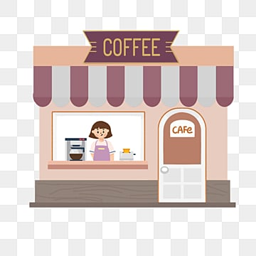Coffee Shop Png Images Vector And Psd Files Free Download On Pngtree