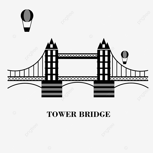 Bridge London Tower Pont De Londres Creative Construction