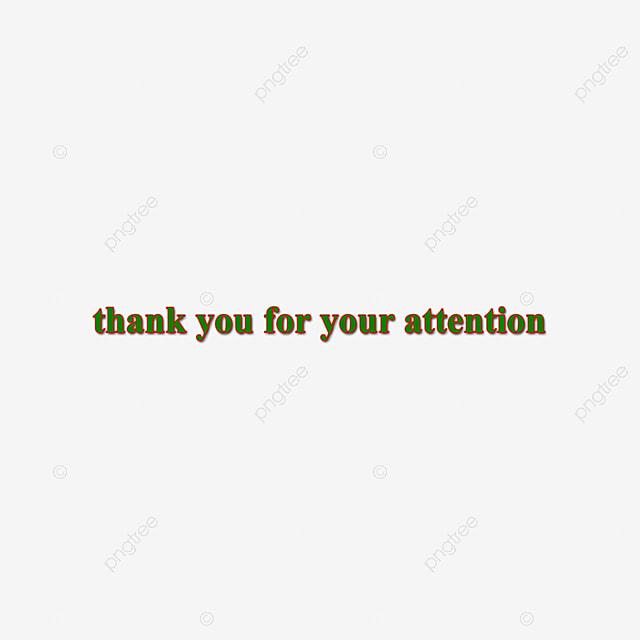 vielen dank für die aufmerksamkeit