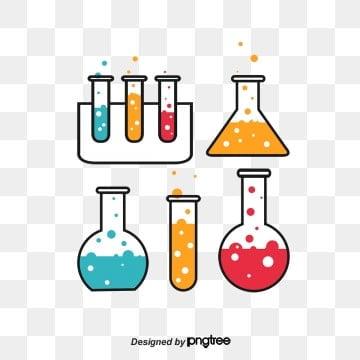 Transparent Png Clip Art - Science Beaker No Background, Png Download ,  Transparent Png Image - PNGitem
