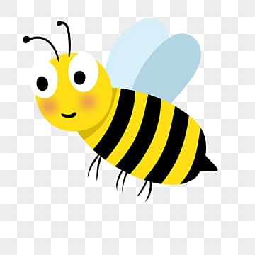 Cute Bee Png Images Vector And Psd Files Free Download On Pngtree