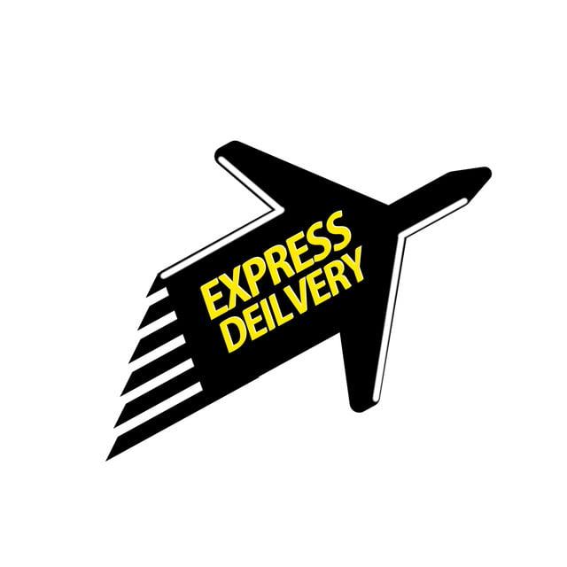 快速傳送, 交貨, 快遞, 航運 PNG和PSD圖片素材
