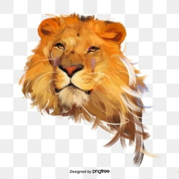 lion element  king of animals, Element, Animal, Propaganda PNG and PSD