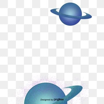 cartoon blue planet universe, Business Affairs, Space, Universe PNG and PSD