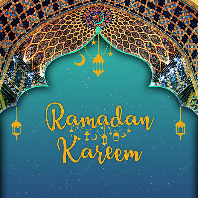 ramadhan kareem template text effect psd for free download