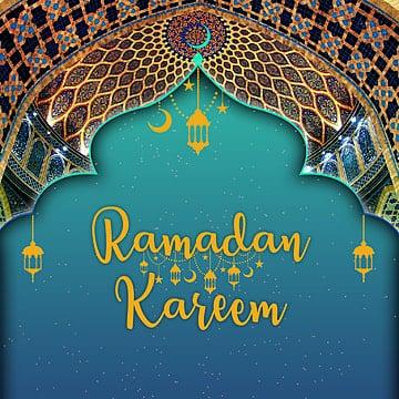 ramadhan kareem template Fonts