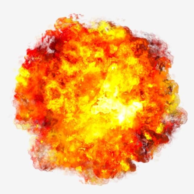 Пнг картинка взрыва