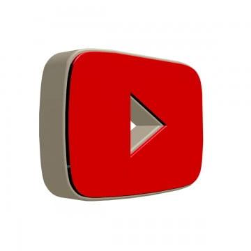 Youtube PNG Imágenes Transparentes | Vectores y Archivos PSD | Descarga  Gratuita en Pngtree