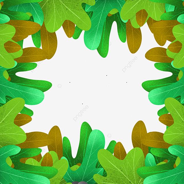 template bingkai daun hijau daun tanaman pohon png transparan gambar clipart dan file psd untuk unduh gratis template bingkai daun hijau daun