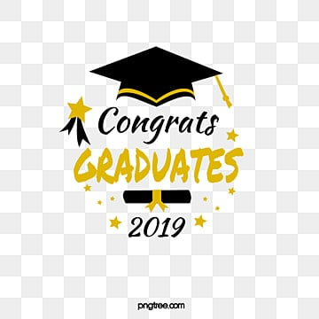 Graduation Congratulations PNG Images | Vector and PSD Files