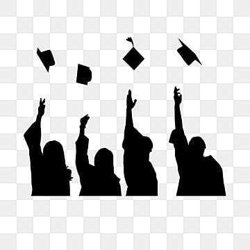 Graduation Hat PNG Images | Vector and PSD Files | Free