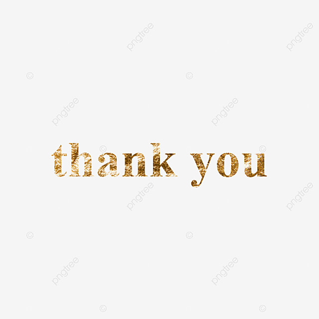 Thank You Letter Font from png.pngtree.com