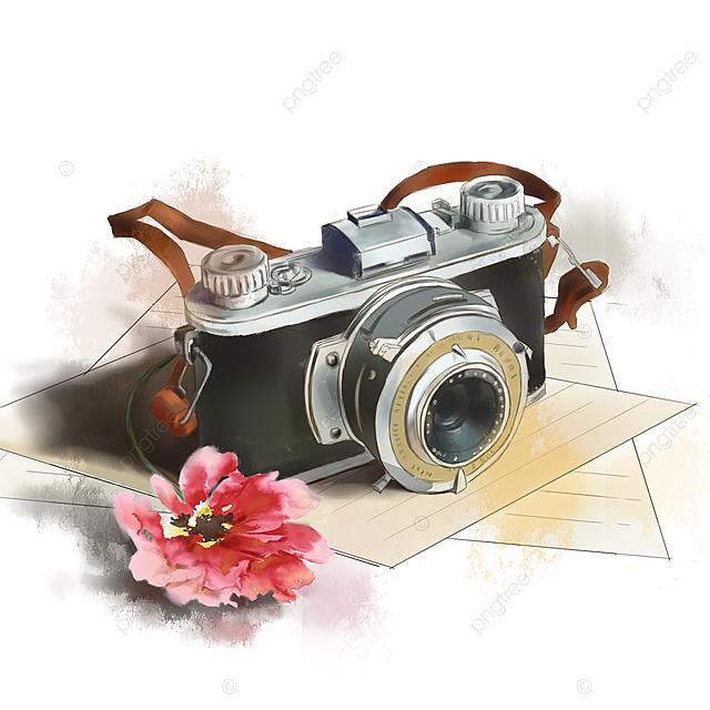 appareil photo de voyage appareil photographique peindre