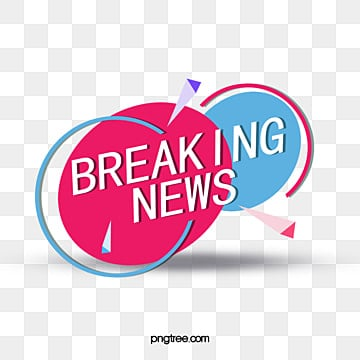 Breaking News Png, Vector, PSD, and Clipart With Transparent