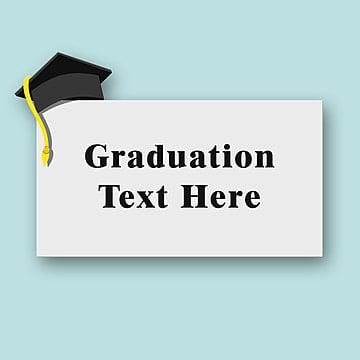 Tarjetas De Graduacion Png Vectores Psd E Clipart Para
