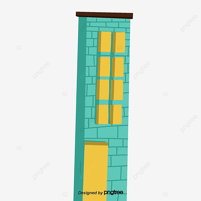 Gambar Animasi Kartun Gedung Yang Indah Elemen Animasi Kartun Png Transparan Clipart Dan File Psd Untuk Unduh Gratis