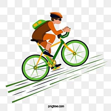 Gambar Pengendara Sepeda Anakanak Png Vektor Psd Dan Untuk Muat Turun Percuma Pngtree