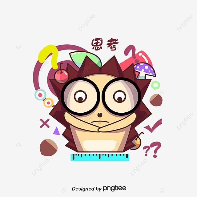 gambar pek ungkapan tanda tanya berfikir renungan buah buahan ekspresi wajah png dan psd untuk muat turun percuma pek ungkapan tanda tanya berfikir