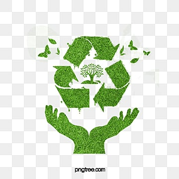 Creative Elements of Recycling Energy Recovery, Creative, Recovery, Loop PNG and PSD