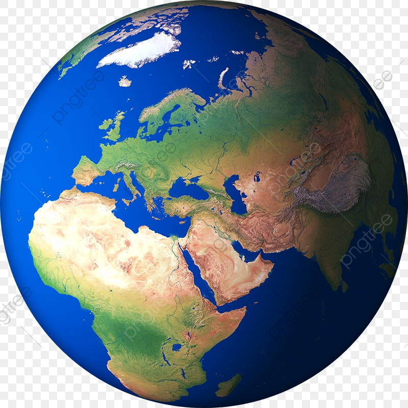 3d Earth Render, Globe, Earth, Planet PNG Transparent ...