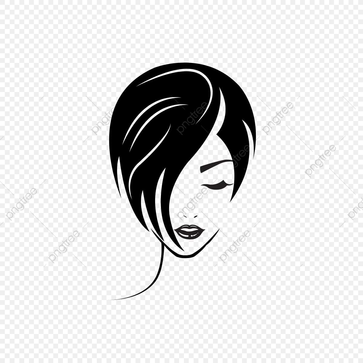 Beautiful Face Png Vector Psd And Clipart With Transparent Background For Free Download Pngtree