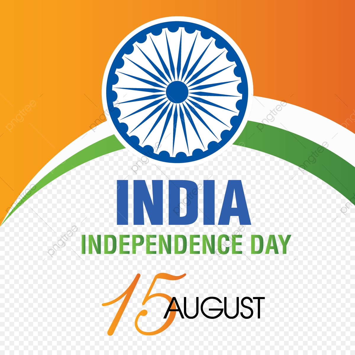15 august png background full hd creative independence day of india th august freedom with