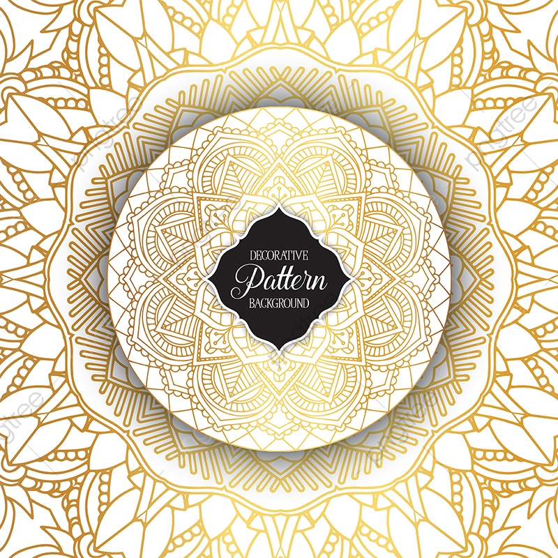 decorative mandala background 2908 background batik gold png and vector with transparent background for free download https pngtree com freepng decorative mandala background 2908 3550810 html