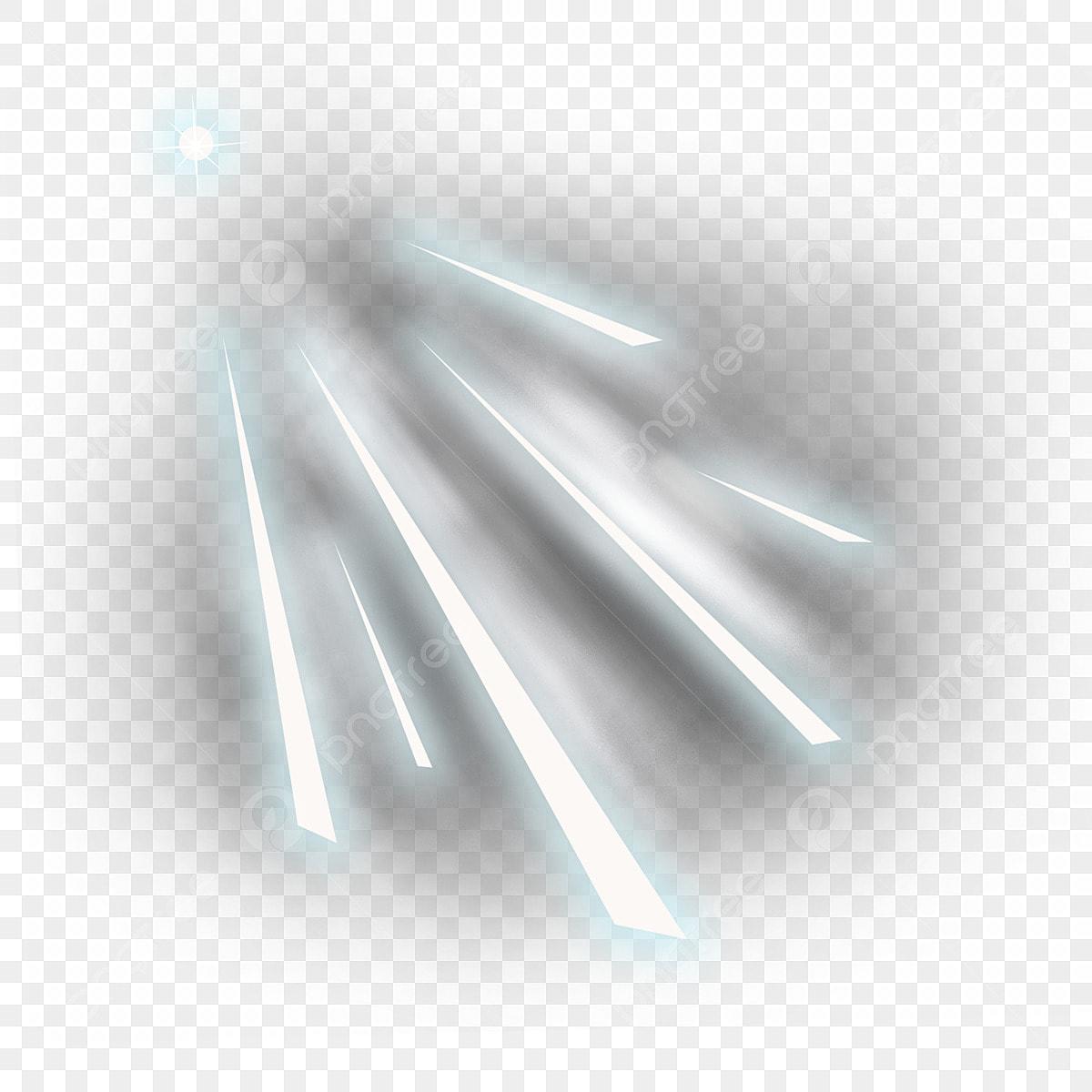 دينغدال ضوء سرعة الضوء تأثير الحبوب أبيض أزرق فاتح, تأثير