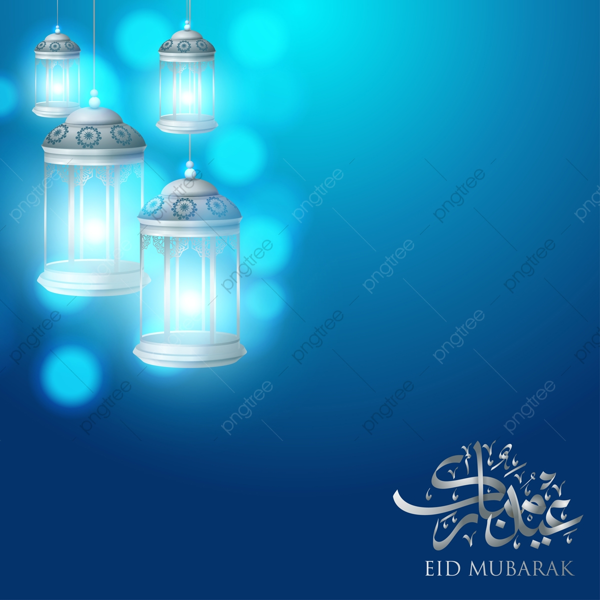 eid mubarak design background vector illustration for greeting card and card calligraphy png and vector with transparent background for free download https pngtree com freepng eid mubarak design background vector illustration for greeting card 4199329 html