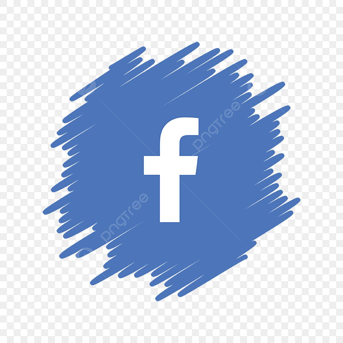 View Logo Facebook Hitam Putih Png