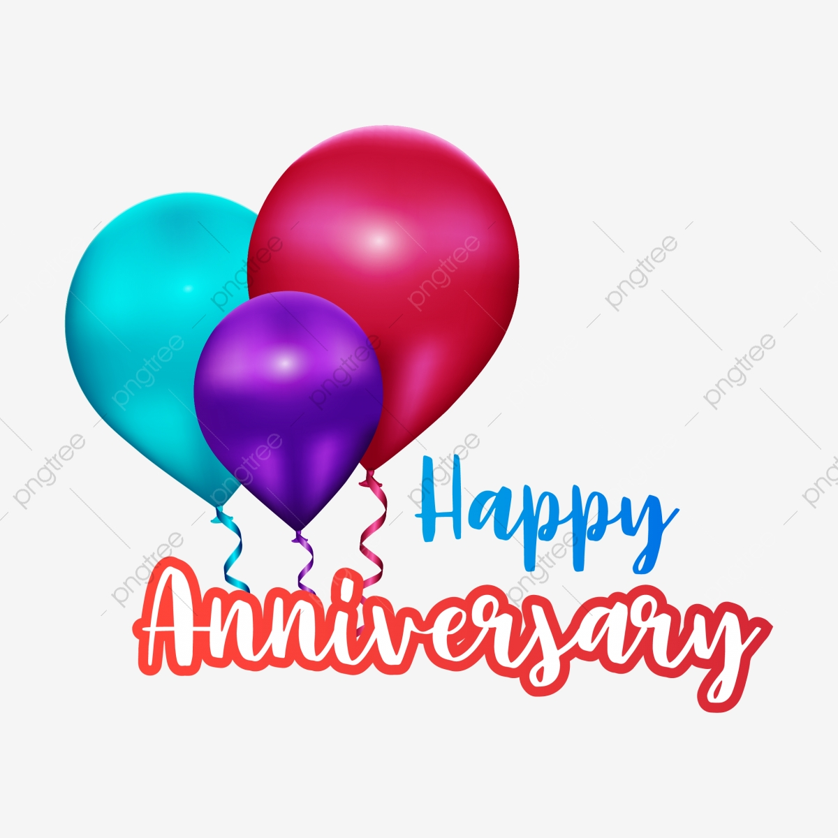 Happy Anniversary Png Images Vector And Psd Files Free Download On Pngtree