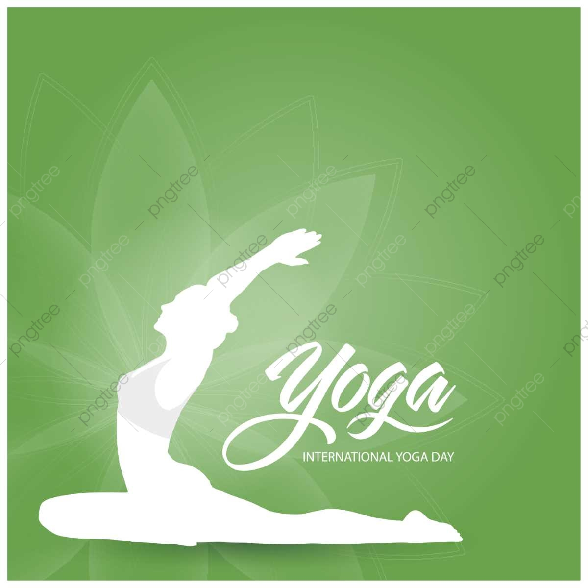 International Yoga Day Card Vector Yoga Day Yoga Icons Card Icons Day Icons Png And Vector With Transparent Background For Free Download