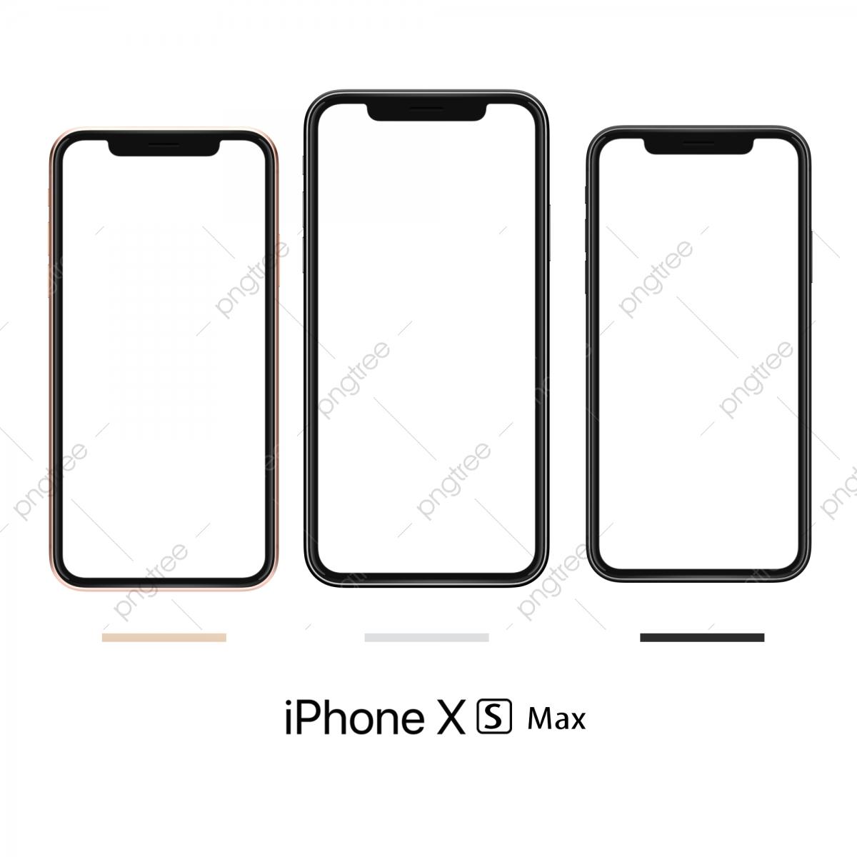 Iphone Xs Mockup Phototype Iphone Xr Xsmobile Png Transparent