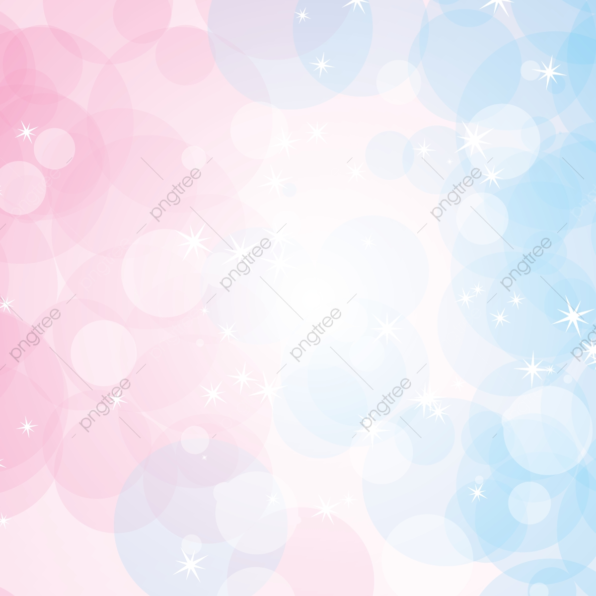 Pink Light Abstract Background Vector, Abstract, Bokeh