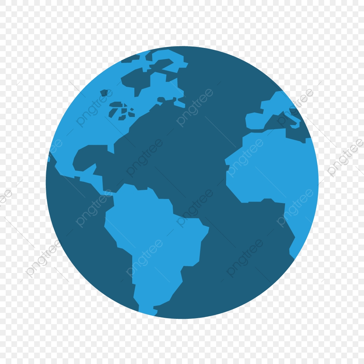 Vector Earth Globe Icon, Earth Icon, Globe Icon