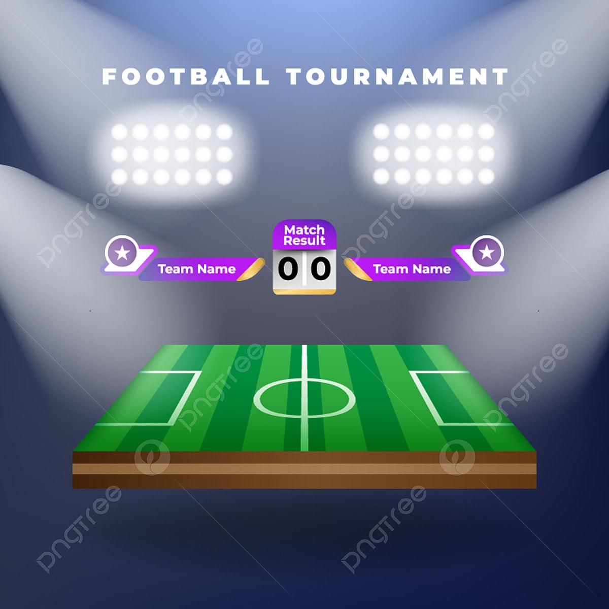 Vector De Equipo De Fútbol Con Marcador Fútbol Puntuación Equipo Png Y Vector Para Descargar Gratis Pngtree