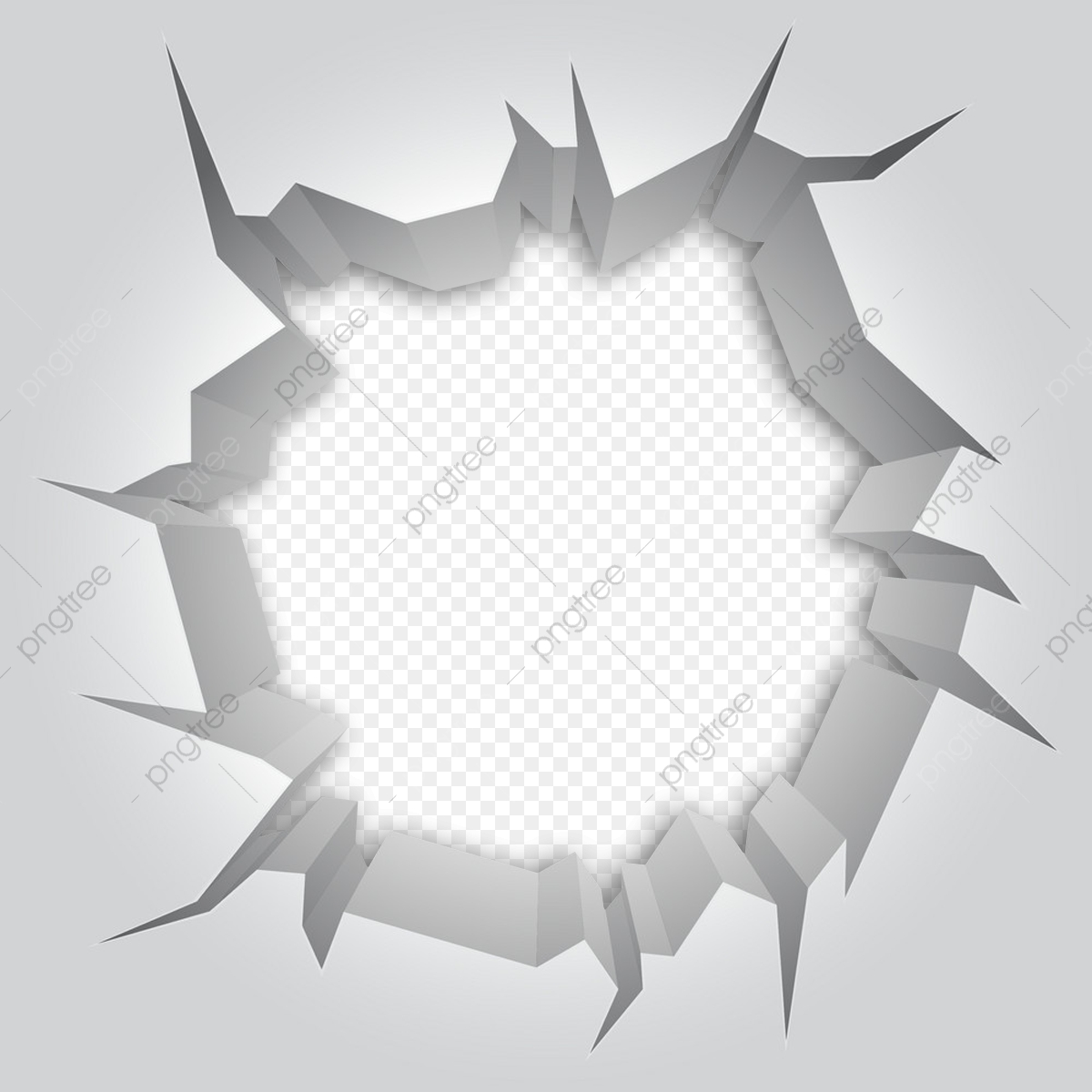 Wall Crack Wall Psd PNG Transparent Clipart Image And PSD