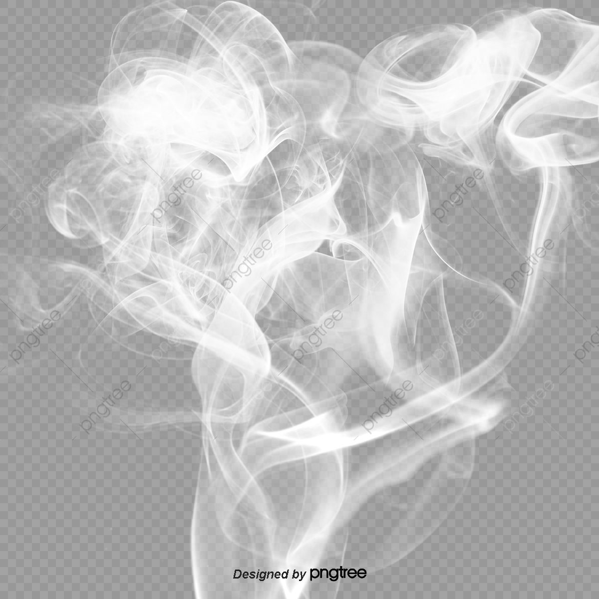 White smoke floating elements element float smoke png - No smoking wallpaper download ...