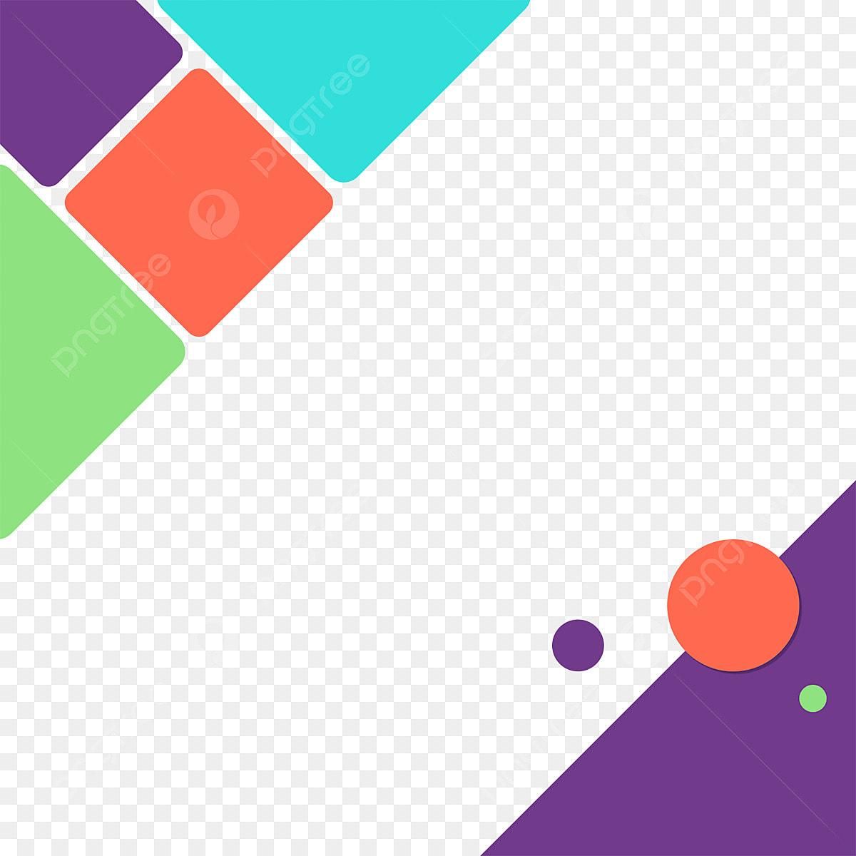 شكل هندسي مجردة نبذة مختصرة هندسي الأشكال Png وملف Psd للتحميل مجانا