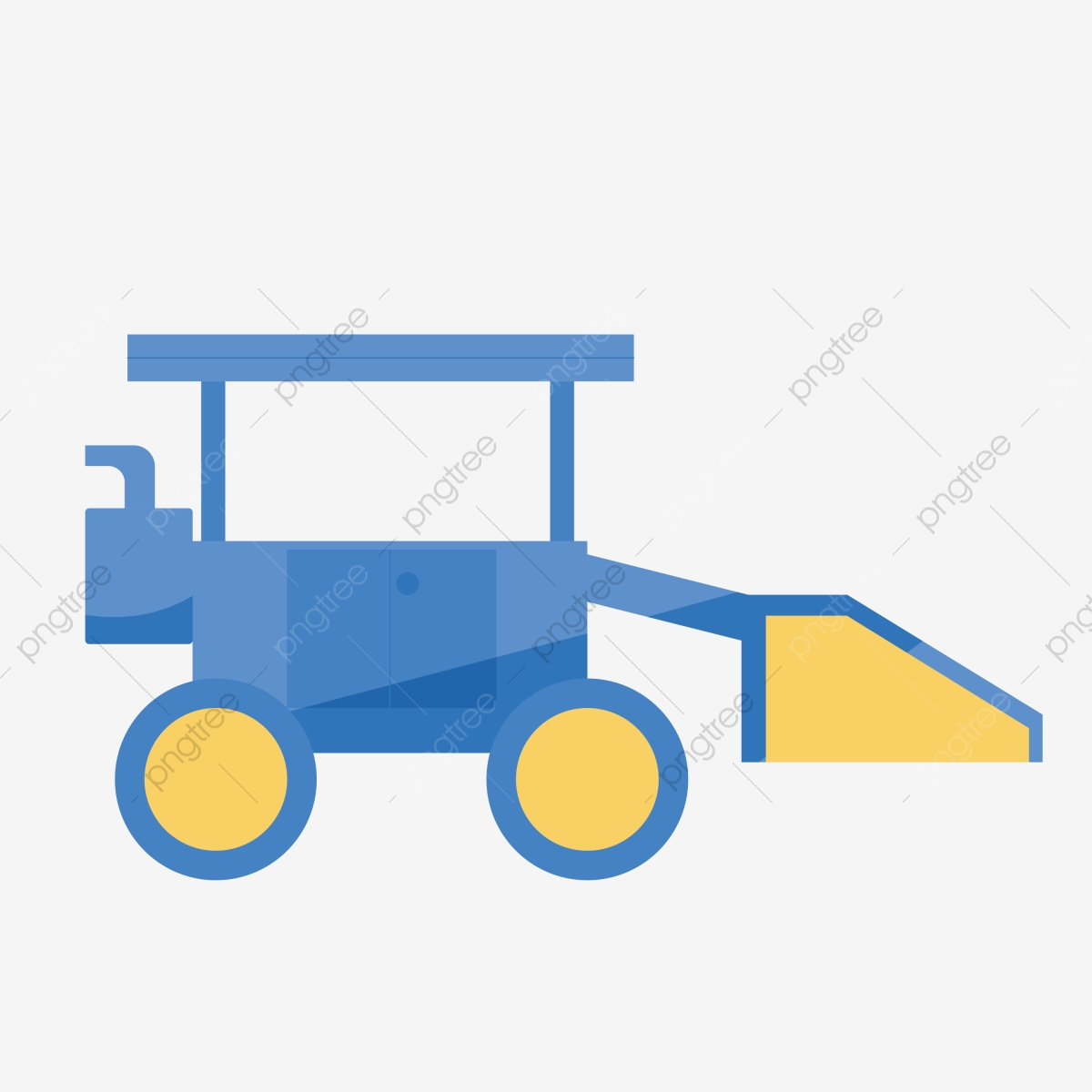 New Holland T7070 Tractor , Free Transparent Clipart - ClipartKey