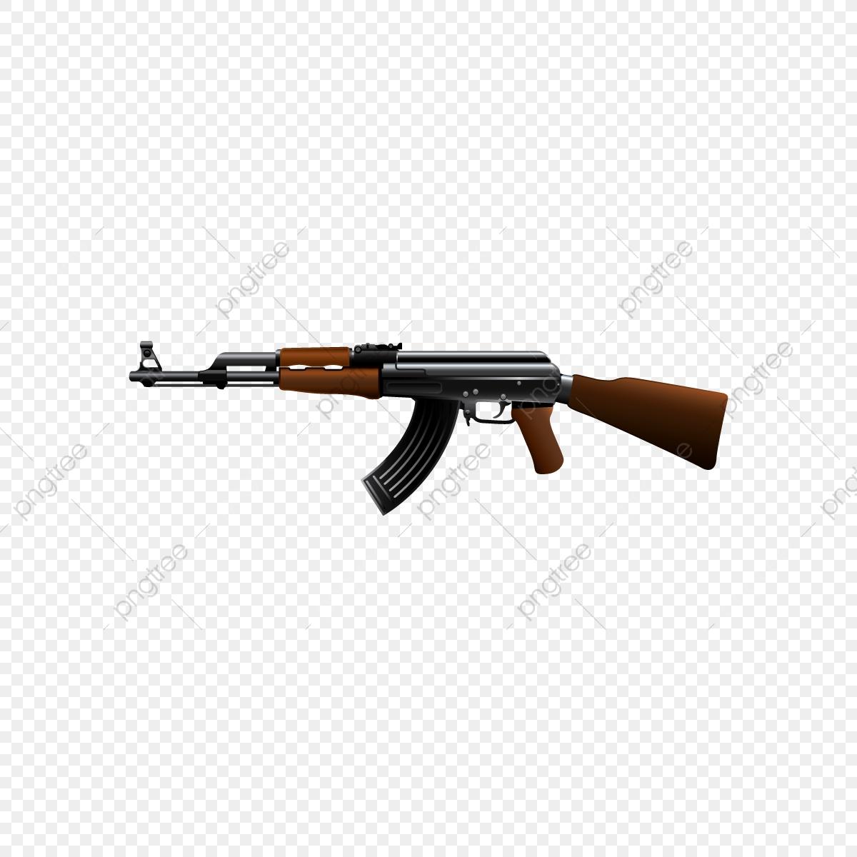 Ak47 Guns Ak47 47 Gun Png Transparent Clipart Image And