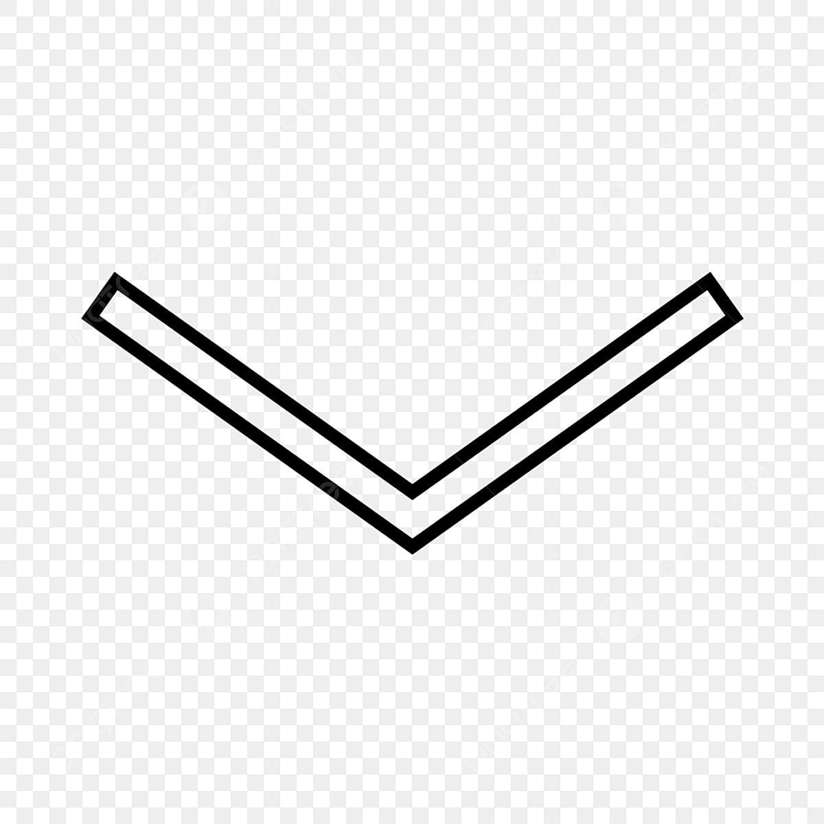 Arrow Down Line Black Icon Arrow Down Down Arrow Png And