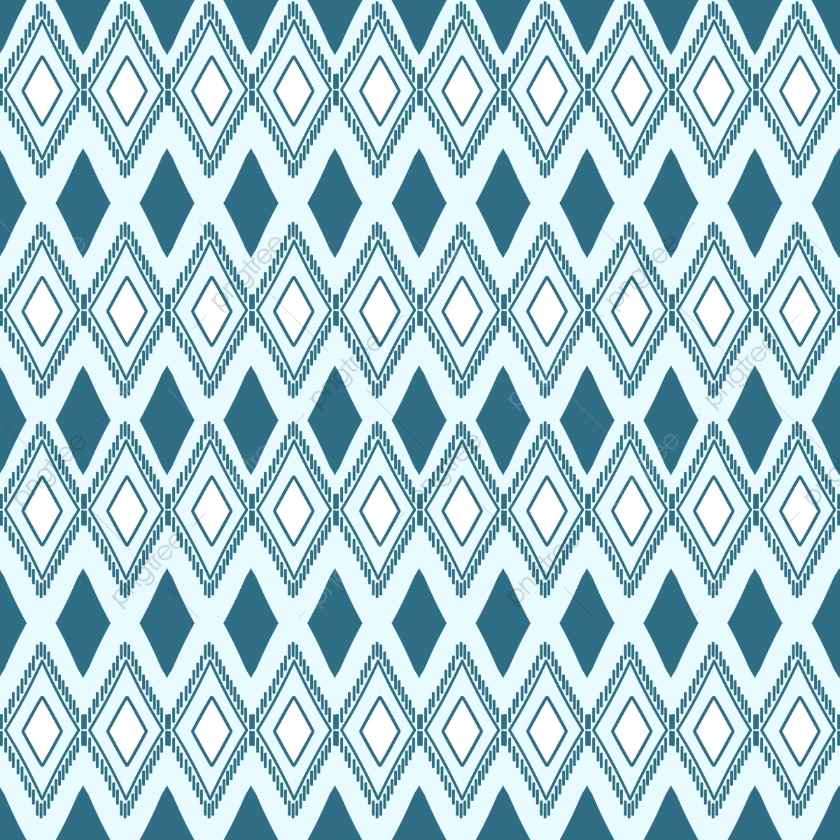 Aztec Tribal Seamless Pattern Vector Illustration Ready For Fashion