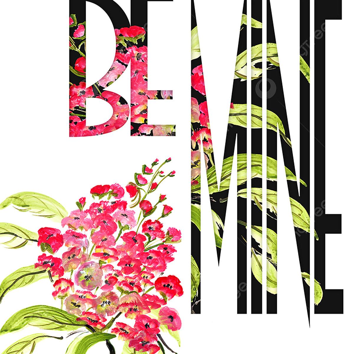 2月12 水彩画の花のカード イラスト 背景画像素材の無料ダウンロードの