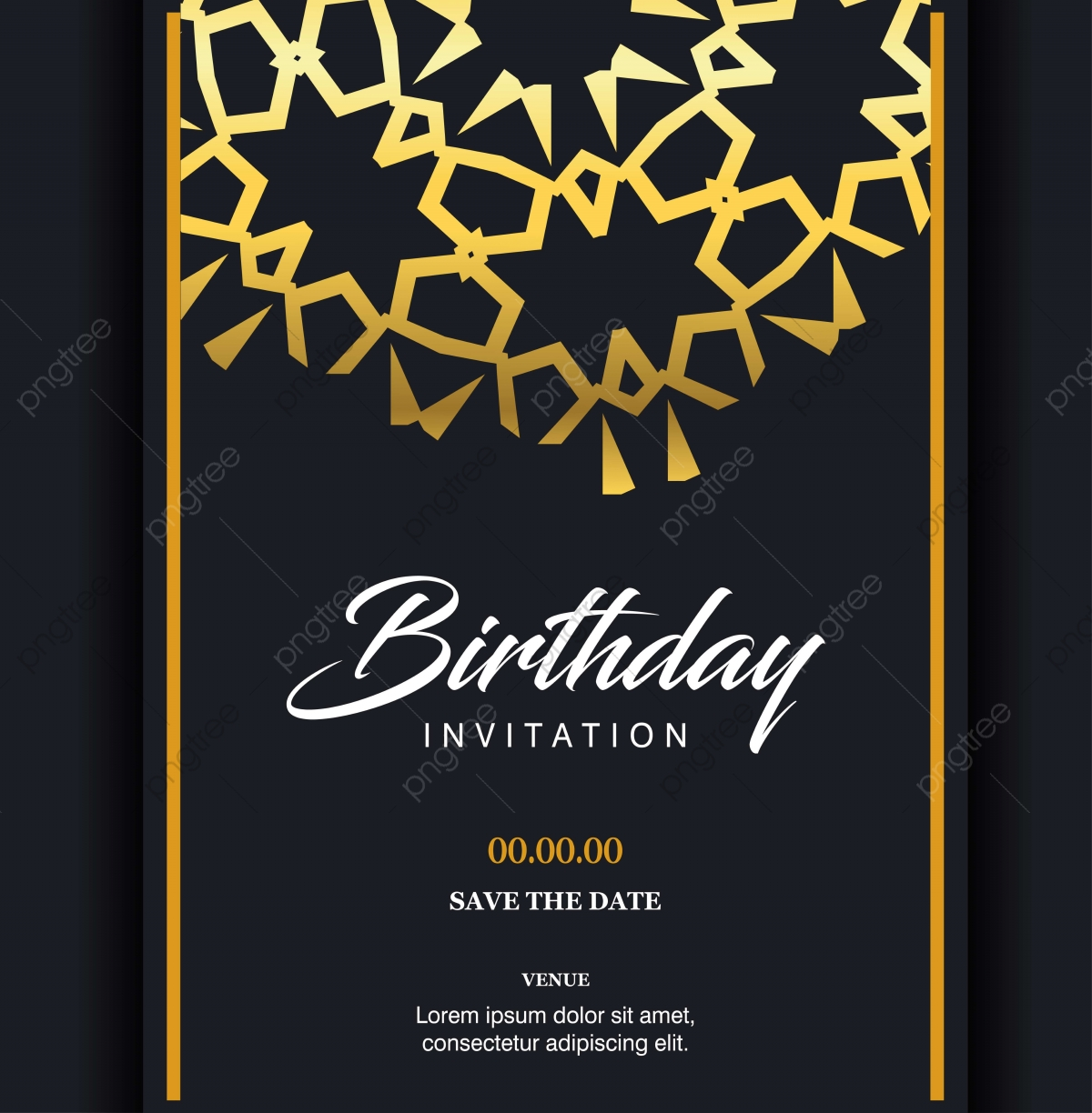 Commercial Use Resource Upgrade To Premium Plan And Get License AuthorizationUpgradeNow Birthday Card Design