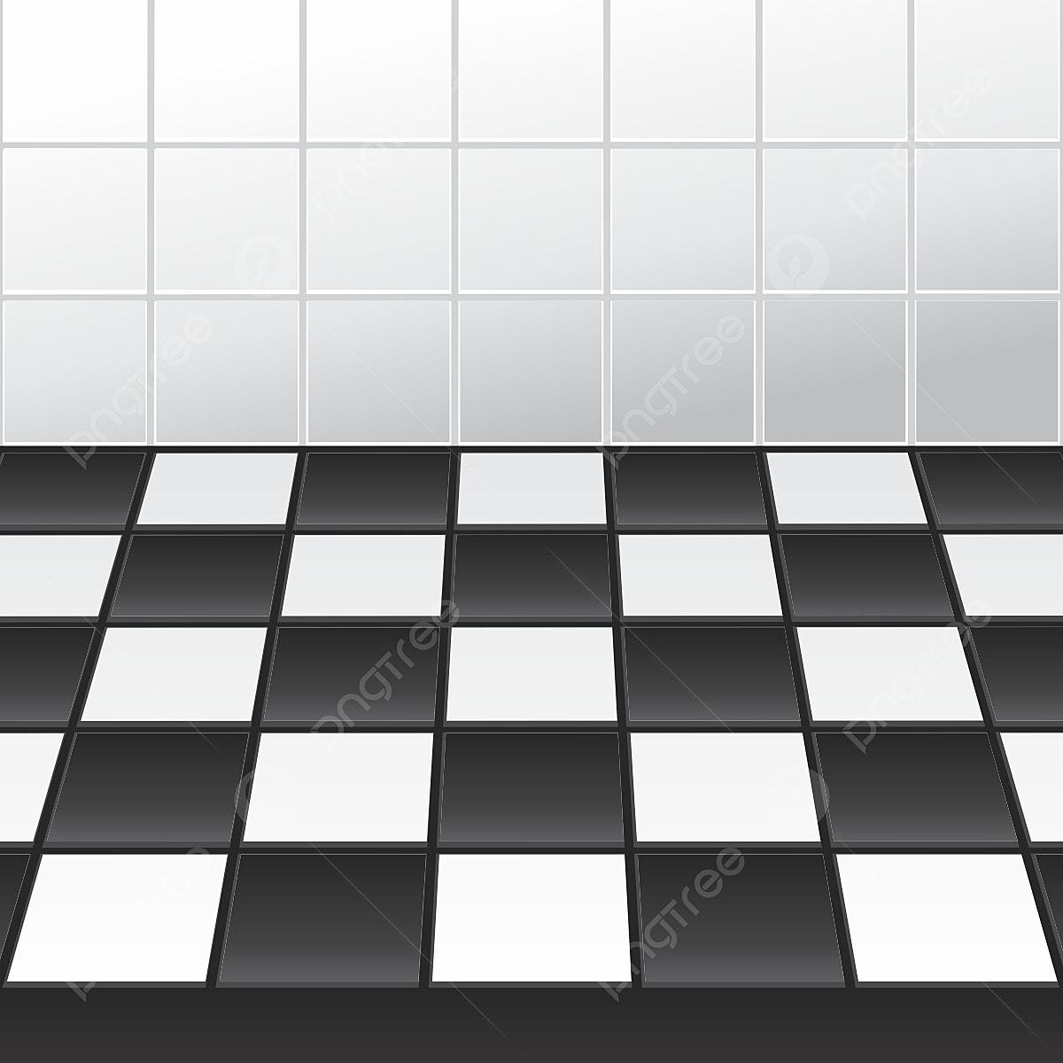 Carreaux Noir Et Blanc Cuisine du carrelage noir et blanc, cuisine, tuiles, plancher image