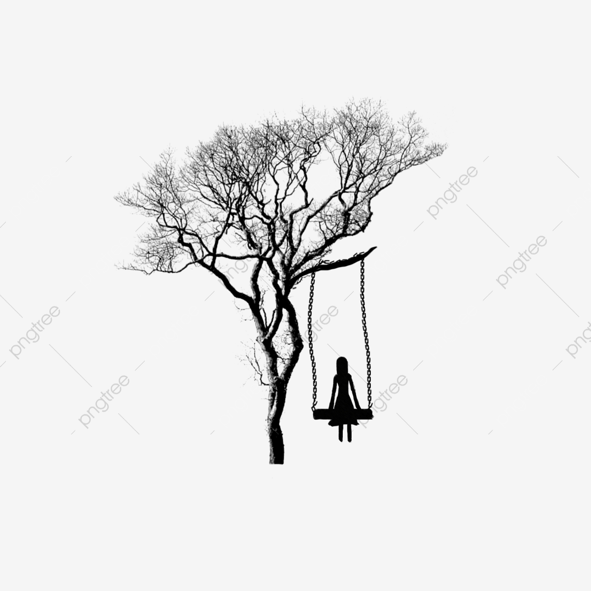 Black Tree Man Silhouette Cartoon Design Material Black Cartoon Tree Png Transparent Image And Clipart For Free Download Black and white trees clip art. https pngtree com freepng black tree man silhouette cartoon design material 4077673 html